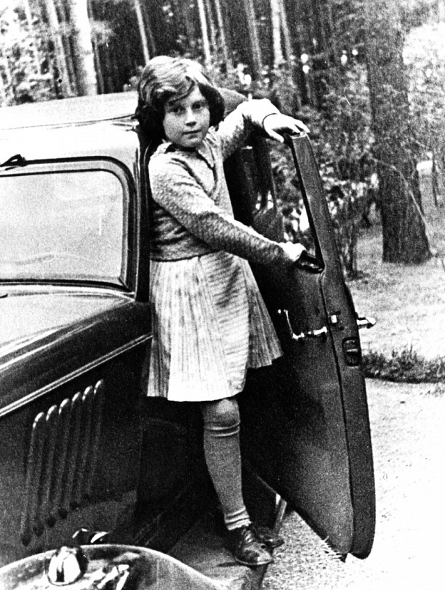 Stalinova dcera Světlana