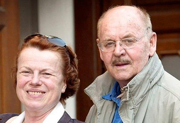 Iva Janžurová a Stanislav Remunda