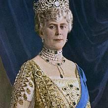 Britská královna Marie