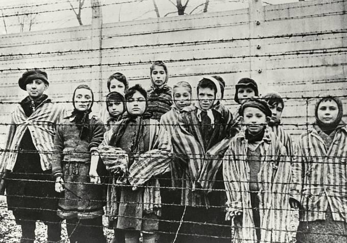 Děti z Osvětimi