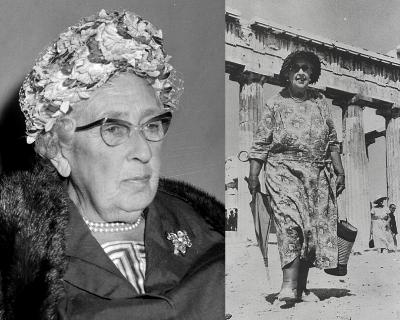 Agatha Christie v roce 1926 na jedenáct dní beze stopy zmizela.