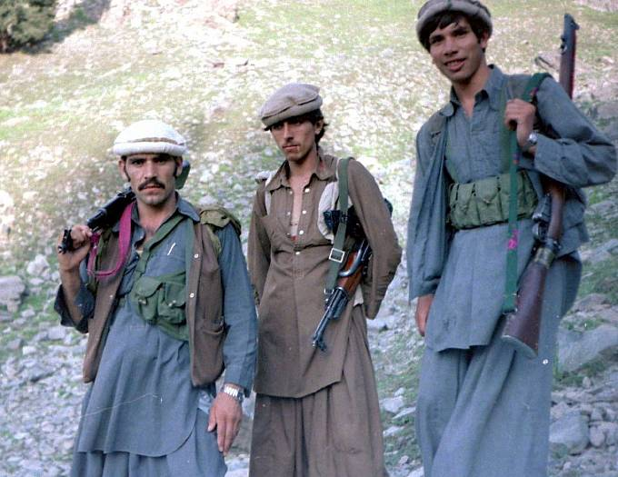 Mudžahedíni, r. 1984