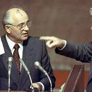 Michail Gorbačov, Boris Jelcin
