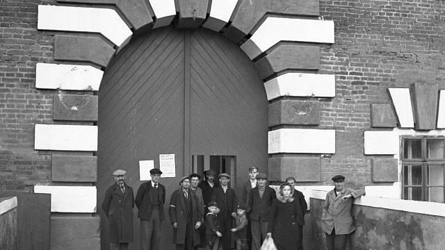 K ubytování sudetských Čechů posloužila i pevnost Terezín