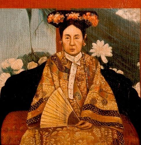 Dračí císařovna Tz'u-hsi přivedla Čínu na samé dno