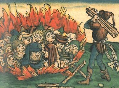 Pogrom proti Židům vNorimberku roku 1349