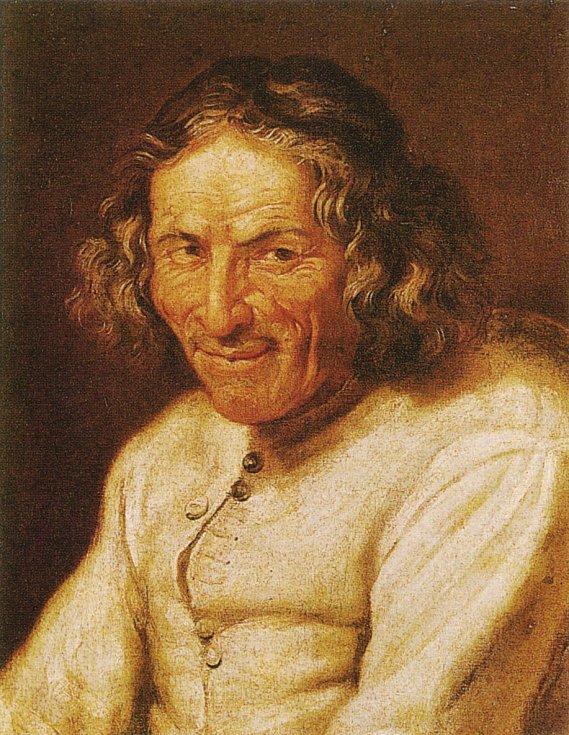 Paul Scarron, první manžel Françoise d'Aubigné.
