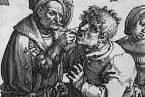 Později bylo trhání zubů svěřeno holičům a kovářům.