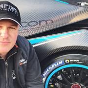 Tomáš Enge v kampani Michelinu