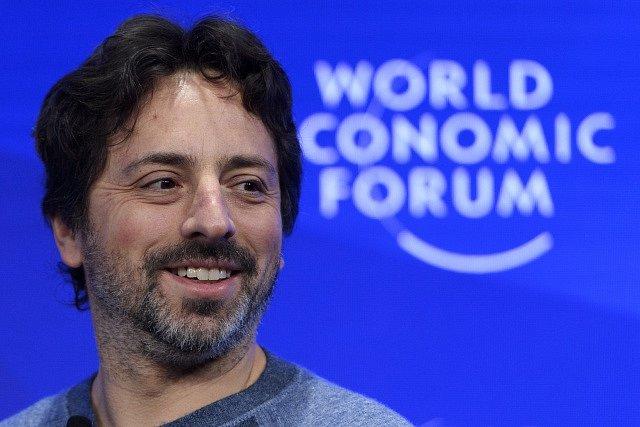 Sergey Brin v roce 2017