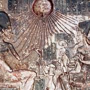 Kresba faraona Achnatona
