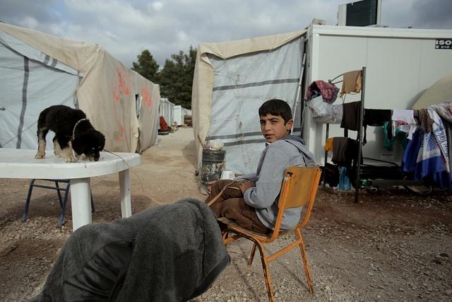 Ani po dosažení vysněné evropské půdy – vtomto případě Řecka – se neutěšené podmínky migrantů nijak nezlepší.
