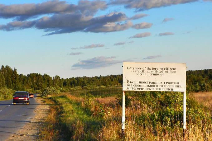 """Postižená oblast byla vyhlášena """"přírodní rezervací"""""""