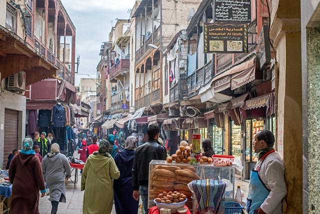 Fes el-Bali, Maroko