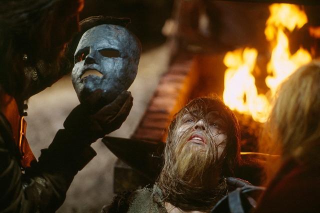Muž se železnou maskou, 1998