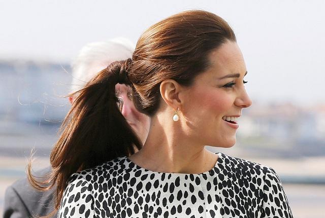 Catherina, vévodkyně zCambridge, je považována za ženu sdokonalým nosem