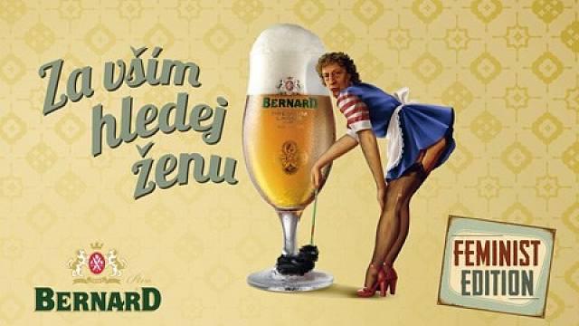 Červnová kampaň Rodinného pivovaru Bernard s jeho zakladatelem Stanislavem Bernadem