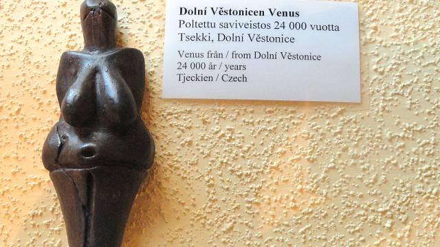 Věstonická venuše, nejstarší keramická soška na světě, stále odhaluje nová tajemství