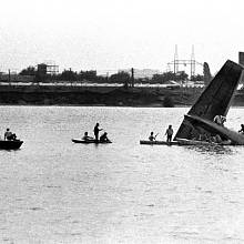Letecká havárie na bratislavských Zlatých pieskách, 28. července 1976