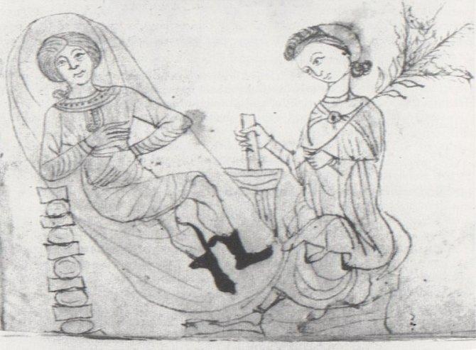 Místní báby se nešťastnicím snažily pomoci a míchaly jim různé bylinkové nápoje.