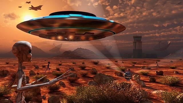 Mimozemské civilizace a jejich návštěvy Země fascinují lidstvo od nepaměti.
