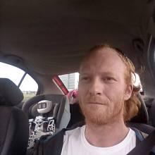 Při tréninku autostopu s duchovním otcem Michalem Seidlem