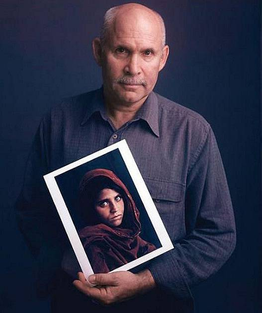 Fotograf Steve McCurry
