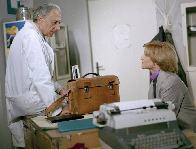 Ladislav Chudík s Eliškou Balcerovou