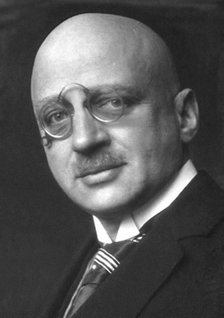 Fritz Haber, držitel Nobelovy ceny za chemii, který vyvinul Cyklon B