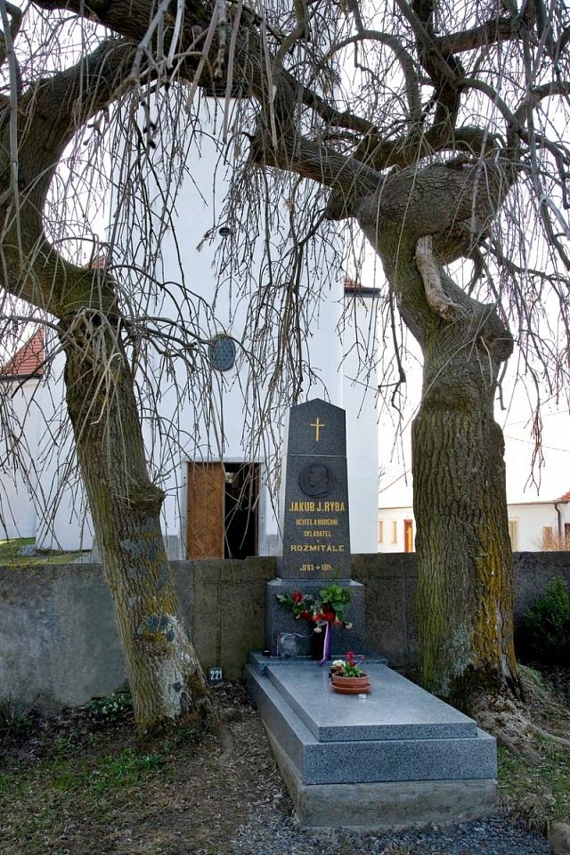 Hrob Jakuba Jana Ryby