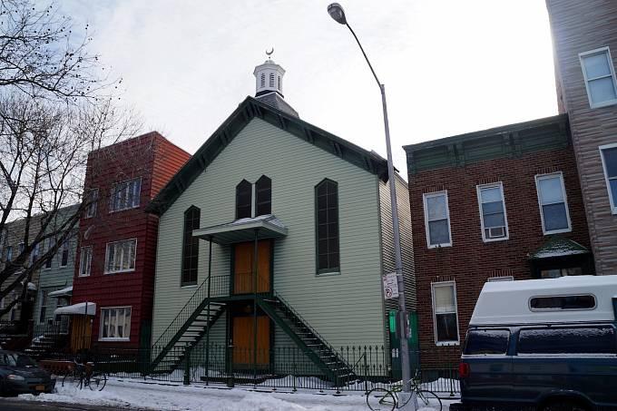 Mešity v New Yorku