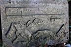 Náhrobek Eleonory Šomkové na vinohradském hřbitově