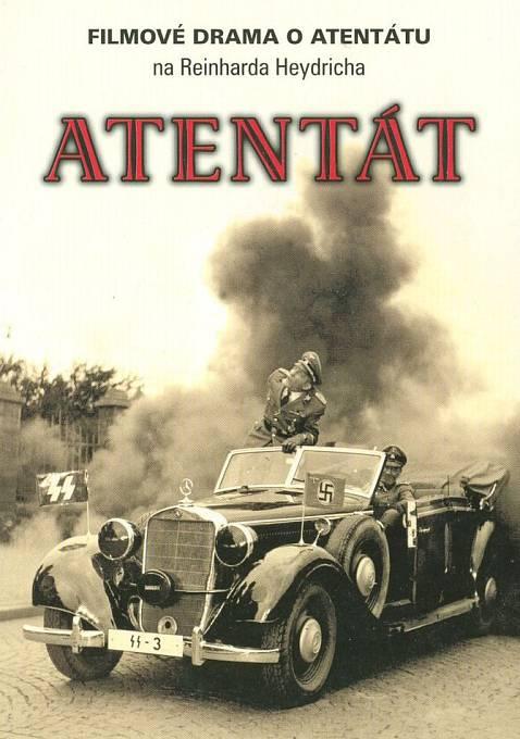 Filmový plakát, Atentát (1964)