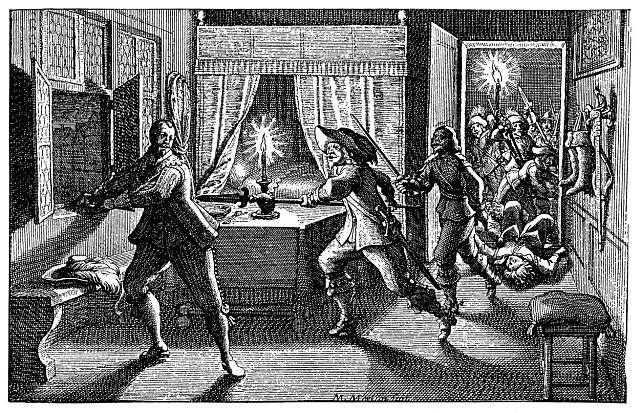 Vražda Albrechta zValdštejna