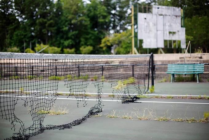 Tenisové kurty, Atlanta (USA) 1996