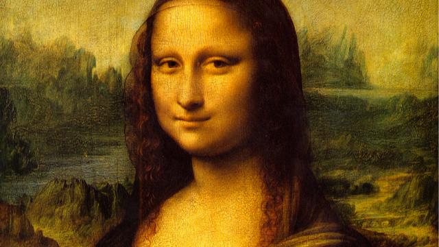 Většina odborníků se shoduje, že dílem Mona Lisa z let 1503 až 1517 Leonardo da Vinci zvěčnil Lisu del Giocondo, ženu florentského obchodníka Francesca del Gioconda.