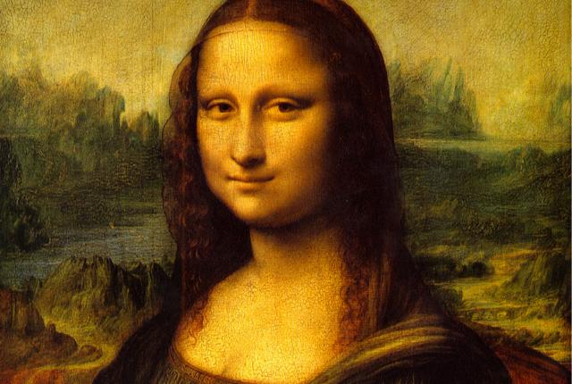 Většina odborníků se shoduje, že dílem Mona Lisa z let 1503 až 1517 Leonardo da Vinci zvěčnil Lisu del Giocondo, ženu florentského obchodníka Francesca del Gioconda