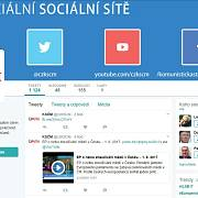 Oficiální twittterový účet KSČM