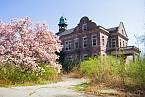 Součástí léčebny v Pennhurst bývala i státní škola.
