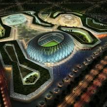 Pro fotbalový šampionát v Kataru navrhl Albert Speer mladší devět stadionů