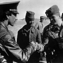 Sovětští vojáci, Afghánistán