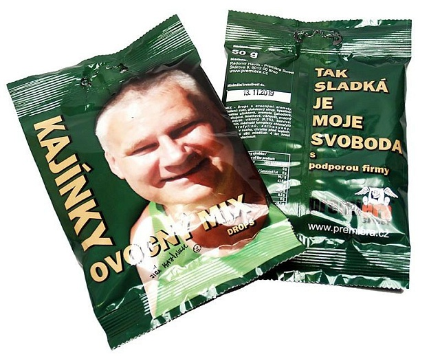 Bonbony Kajínky od firmy Premiera Sweet