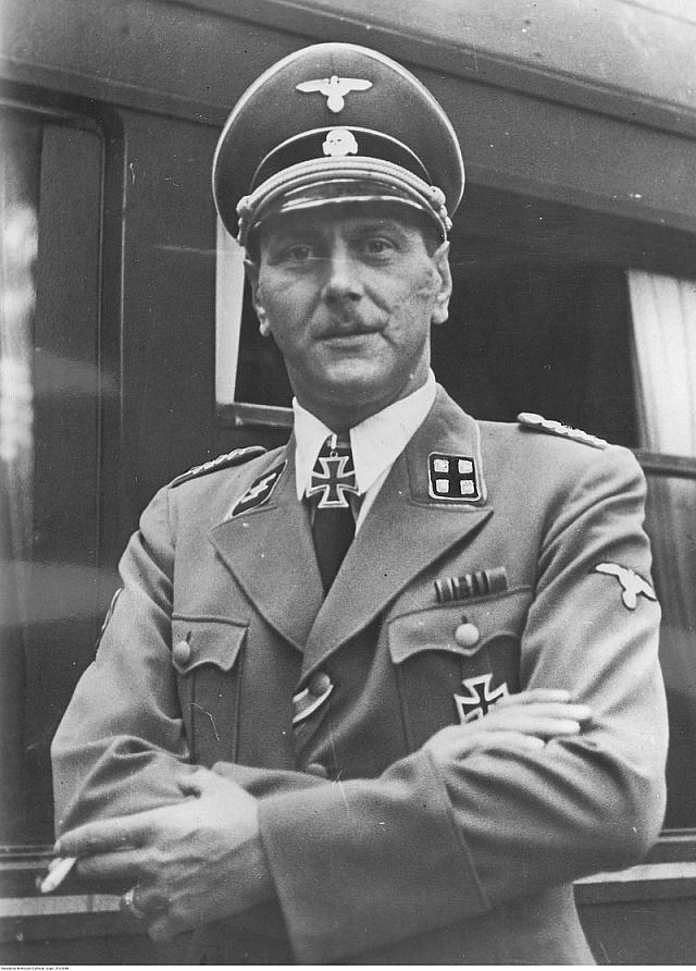 Otto Skorzeny byl pověřen dokonce osvobozením Mussoliniho. Hitler mu věřil.