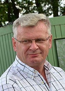 Ivo Bárek (54), senátor a odborník přes odpady