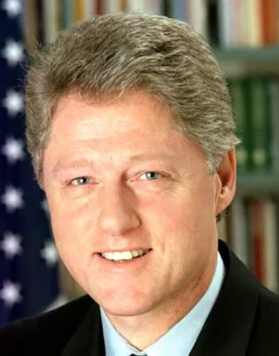 Milion dolarů věnovala na kampaň Billa Clintona.