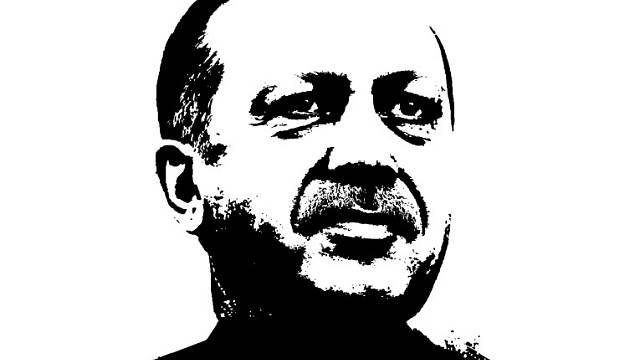 Neomezený vládce Turecka Recep Tayyip Erdoğan.