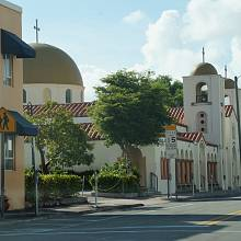 Kostel syrských křesťanů, Miami, Florida