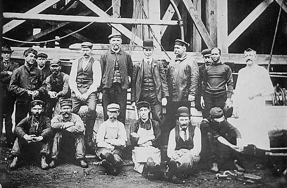 Posádka Pearyho lodi Roosevelt