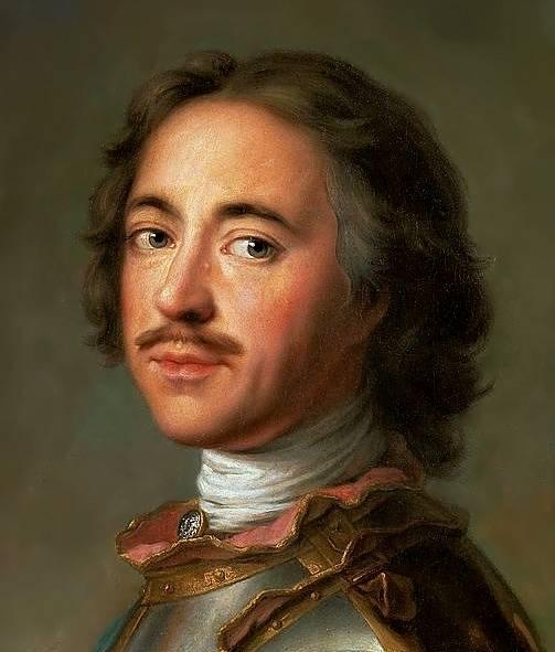 Petr I. Veliký byl ruský car od roku 1682 až do své smrti