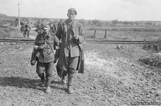 Vojáci za první světové války
